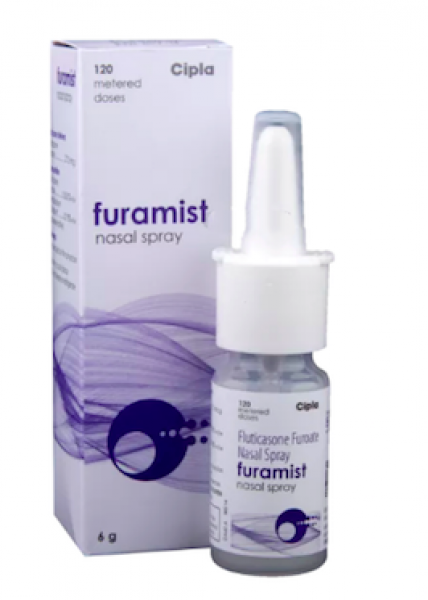 Veramyst 27.5 mcg Generic Nasal spray 120 metered doses