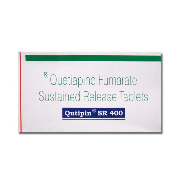 Seroquel XR 400 mg ( Generic Equivalent )