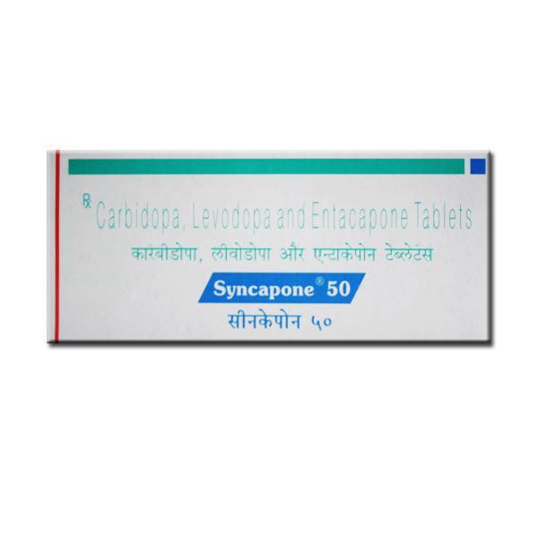 Stalevo 50 mg / 12.5 mg / 200 mg Generic Tablet