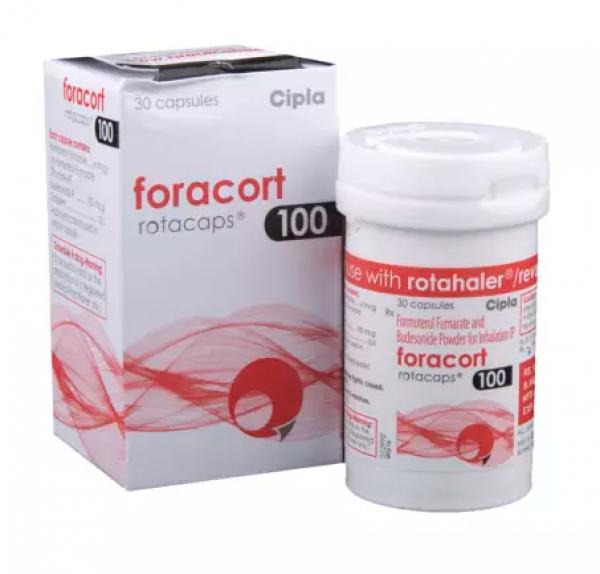 Symbicort 100/6mcg rotacaps with Rotahaler (Generic Equivalent)