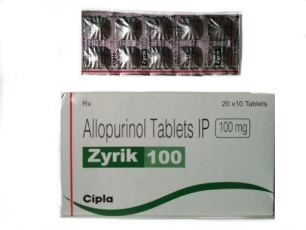 Zyloprim 100mg Tablets ( Generic )