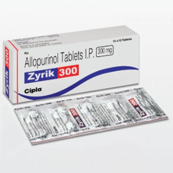 Zyloprim 300mg Tablets ( Generic )